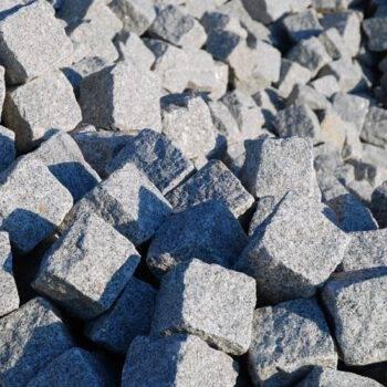 Kostka granitowa