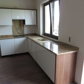 Granitowe blaty kuchenne z materiału PEREGRINE/PRADO